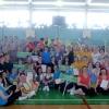 В Ачинске прошёл фитнес-марафон работников образования края