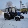 Ачинские полицейские вернули предприятию украденный трактор