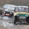 В Советском районе прошли соревнования по джип-триалу «Драйв 4х4»
