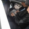 В Курагино выявляли нарушителей ПДД и должников
