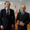 Губернатор наградил работников «Красмаша»