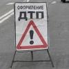 В Красноярске водитель иномарки столкнулся с КАМАЗом