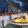 В Красноярск прибыл Огонь Универсиады-2013