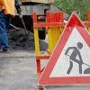 На  дорогах Назарово появились «заплатки»