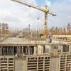 Делегаты РФС проверили строительство в Красноярске футбольного манежа