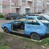 Красноярцам надо на владельцев брошенных во дворах авто подавать в суд
