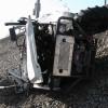 В Емельяновском районе поезд столкнулся с трактором