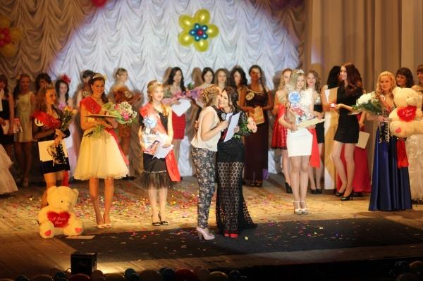 В Минусинске выбрали самую красивую девушку года.