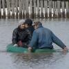 В  поселке Ярцево Енисейского района из-за паводка введен режим «Чрезвычайная ситуация»