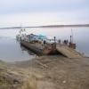 В Бирилюсском и Большеулуйском районах заработали паромные переправы