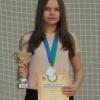 Красноярская шашистка  стала  призером Первенства Европы
