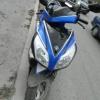 В Ачинске мотоциклист перевернулся на ходу