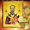 Назаровцы смогут прикоснуться к мощам Николая Чудотворца