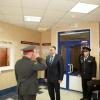 Назаровский отдел полиции посетил начальник ГУ МВД по краю