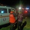 Пожар в Емельяновском районе под контролем  губернатора
