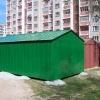 В Минусинске сносят бесхозные гаражи
