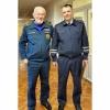 Дудинских полицейских наградили за спасение людей на пожаре