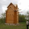 К концу лета в Назаровском районе откроется часовня