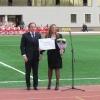Светлана Мастеркова стала послом Универсиады-2013 от Красноярья