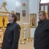 Попечительский совет посетил подшефный храм  Даниила Ачинского