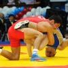 Красноярские борцы завоевали три медали чемпионата России