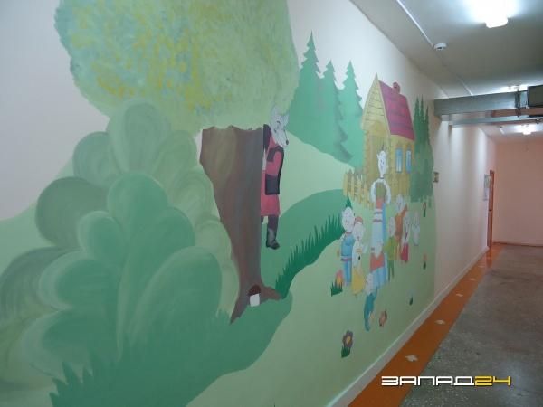 BB-код.  Ваша ссылка для скачивания Стены в детском саду фото 5 подготавливается.