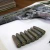 Житель Хакасии принес  в полицию раритетный пистолет