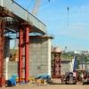 В Красноярске продолжается строительство четвертого автодорожного моста