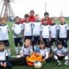 Назаровские футболисты заняли второе место на турнире «Кожаный мяч»