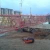 Названа предварительная причина падения башенного крана в Красноярске