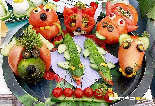 Поделки своими руками помидор 11