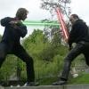 Бои на световых мечах в Красноярске!