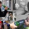 Более 130 торговых точек оштрафованы за продажу алкоголя несовершеннолетним