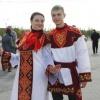 Фестиваль «Венок дружбы» прошел в Центральном районе Красноярска