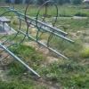 В Шарыпово ребенка придавила игровая конструкция