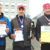 Назаровец стал победителем открытого первенства по лыжероллерам