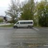 В Ачинске водитель маршрутки сбил пешехода