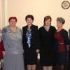 Министр социальной политики края посетила Назарово с рабочим визитом