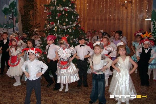 Новый год праздник нач школа