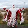 В Красноярск приехал Дед Мороз