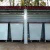 За три года в Назарово установят контейнерные площадки для мусора