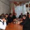 В Назарово прошло заседание Совета по строительству храма