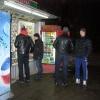 Ачинские стражи порядка провели ночной алко-рейд