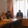 Глава Назарово встретился с президиумом Совета ветеранов
