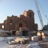В Назаровском районе завершается строительство двух храмов