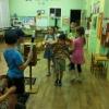 Малыши примерили роль сотрудника Госавтоинспекции