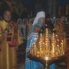 Назарово посетил митрополит Красноярский и Ачинский Пентелеимон