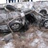 В результате ДТП на трассе Шарыпово-Ужур погибли два человека