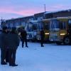 Перевозка групп детей должна осуществляться в исправных автобусах