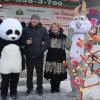 Волонтеры поздравили шарыповцев с Днем Святого Валентина